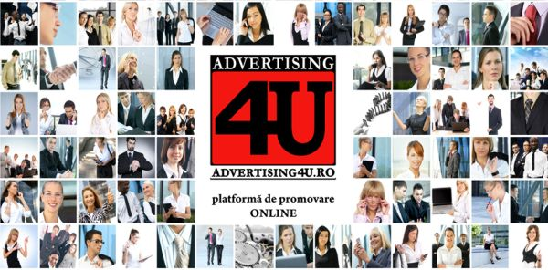 Advertising4U.ro Platforma de Promovare ONLINE