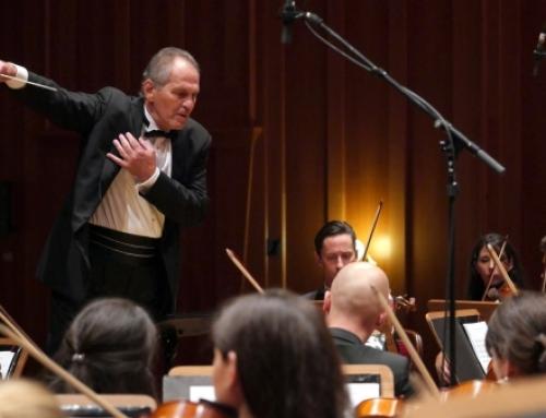 Orchestra Română de Tineret și Cristian Mandeal revin la festivalurile internaționale de la Berlin și Dobbiaco