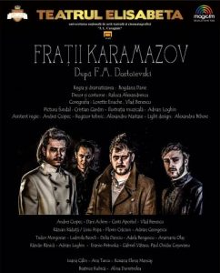 #Teatru | Fratii Karamazov