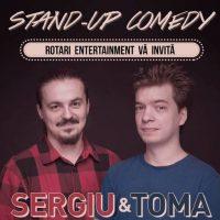 #Stand Up Comedy | Sergiu si Toma