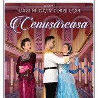 #Teatru | Cenușăreasa