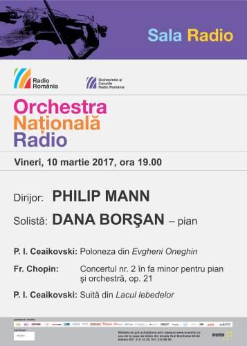 #Concert | Orchestra Naţională Radio