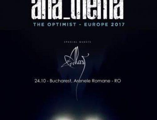 Mesajul Anathema pentru fani, la 23 de ani de la primul concert in Romania