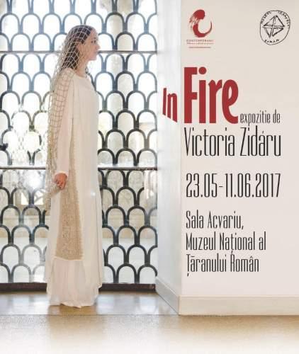 În Fire Expoziție de Vestimentație a artistei Victoria Zidaru - Muzeul Național al Țăranului Român