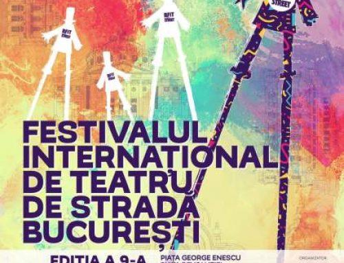 Festivalul Internațional de Teatru de Stradă București 2017, ediția a 9a