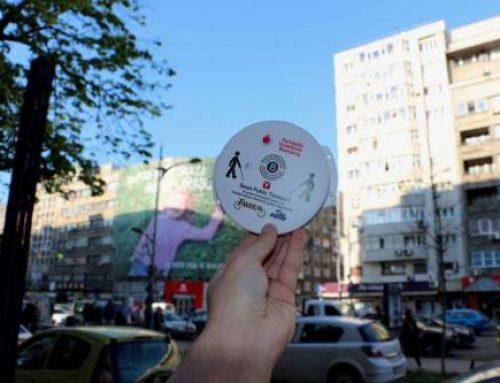 Persoanele cu deficiențe de vedere din București pot circula mai ușor cu mijloacele de transport în comun ale RATB