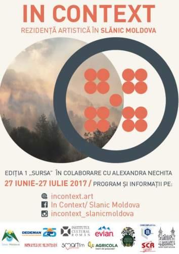 Șase artiști brazilieni transformă orașul Slănic Moldova într-un muzeu viu