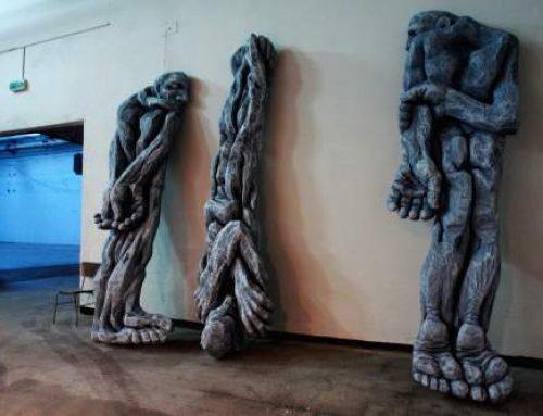 Memoriale ale rezistenței anti-comuniste: sculpturi monumentale contemporane temporare