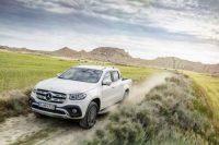 Pickup cu valențe lifestyle – Mercedes-Benz Clasa X