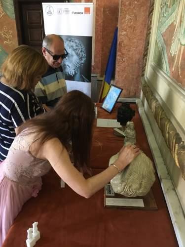 Muzeul de Istorie Națională și Arheologie Constanța accesibilizat pentru persoanele cu deficiențe de veder
