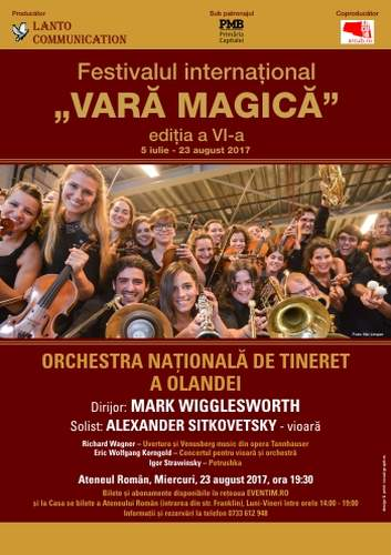 #Concert   Vara Magică @ Ateneul Român