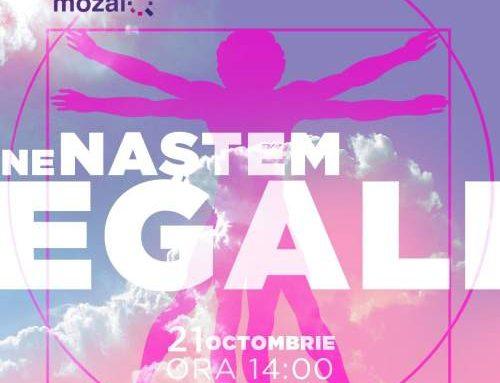 Asociatia MozaiQ: Sute de oameni ies în stradă sâmbătă pentru a cere statului să legalizeze parteneriatul civil