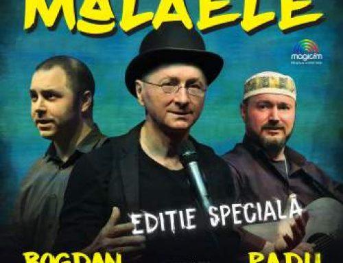 Dublu eveniment cu actorul Horatiu Malaele: Spectacol de comedie si proiectie de film, la Cinema PRO