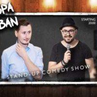 #Stand-up Comedy   Claudiu Popa & Alex Șerban