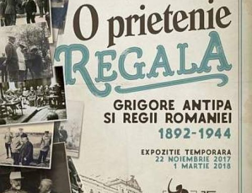 O Prietenie Regală: Grigore Antipa și Regii României 1892-1944, la Antipa