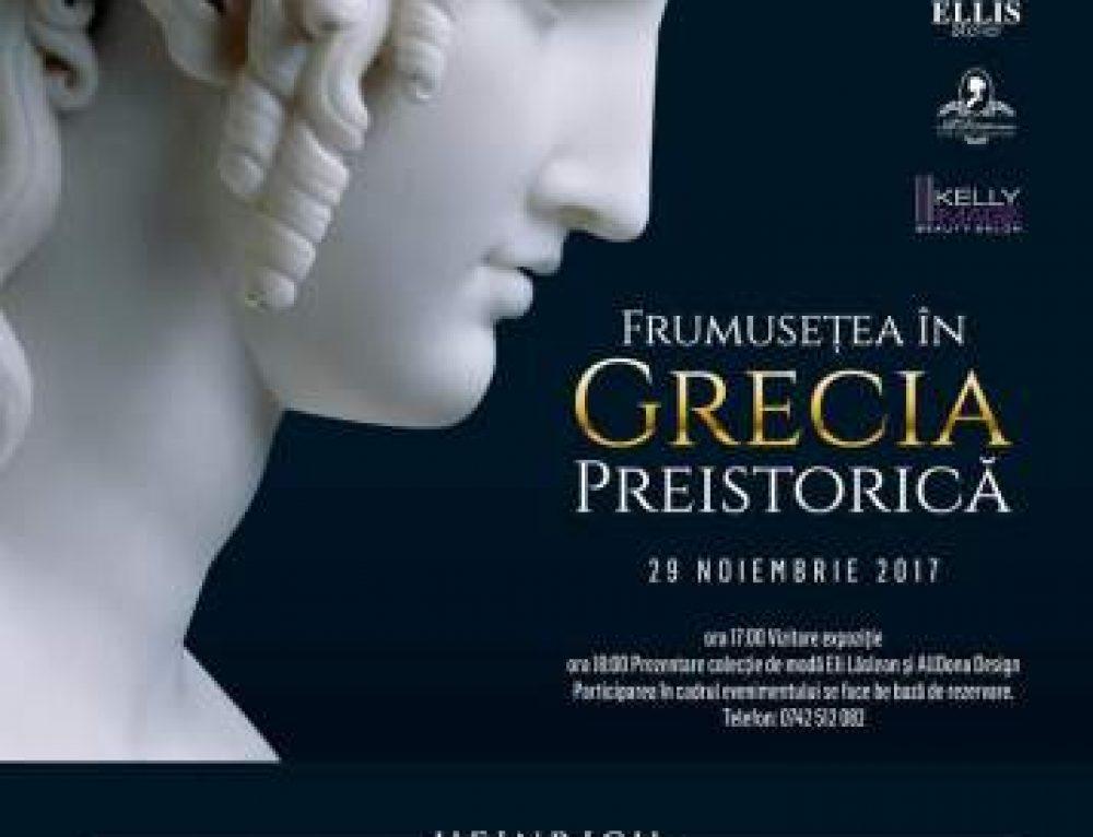 Frumusetea în Grecia Preistorica prezenta la Muzeul National al Banatului Timisoara