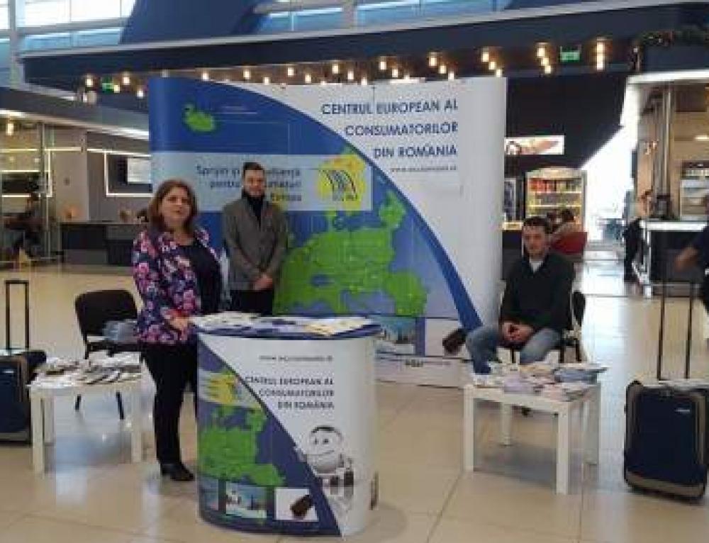 Compensații în valoare de 90.000 de euro obținute de ECC Romania pentru consumatori în anul 2017