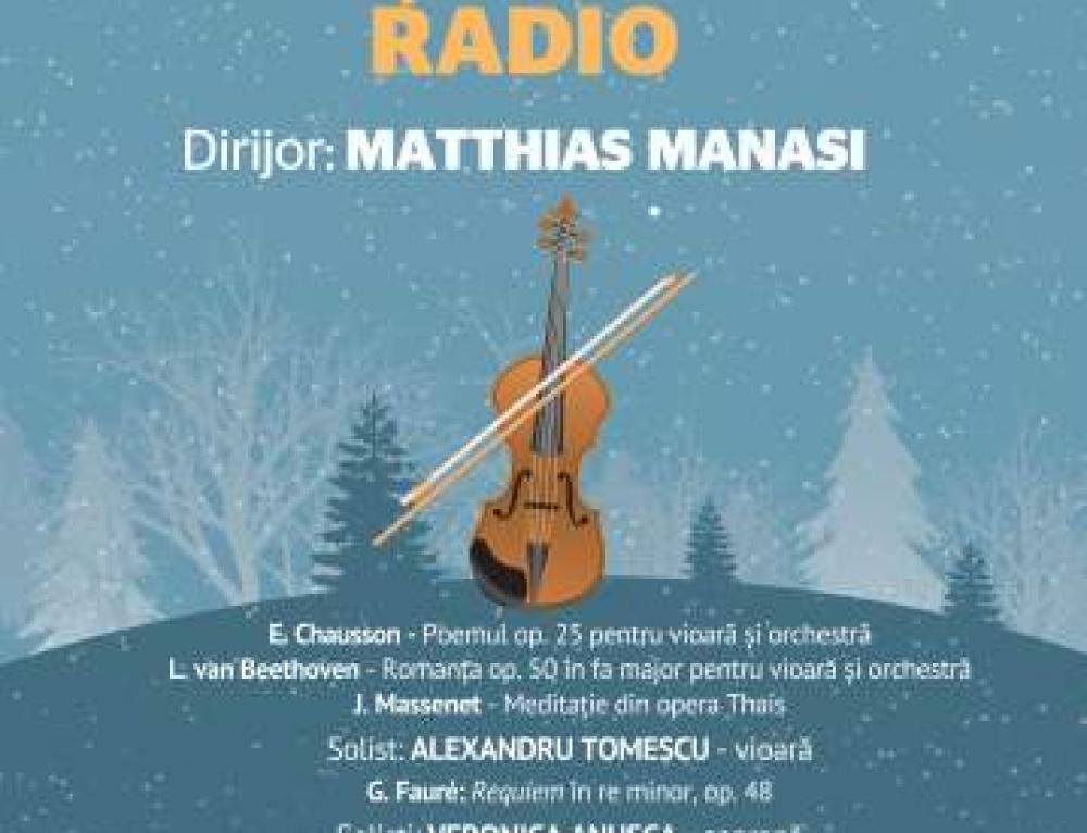 Orchestra Națională Radio, concert în memoria Regelui Mihai I al României