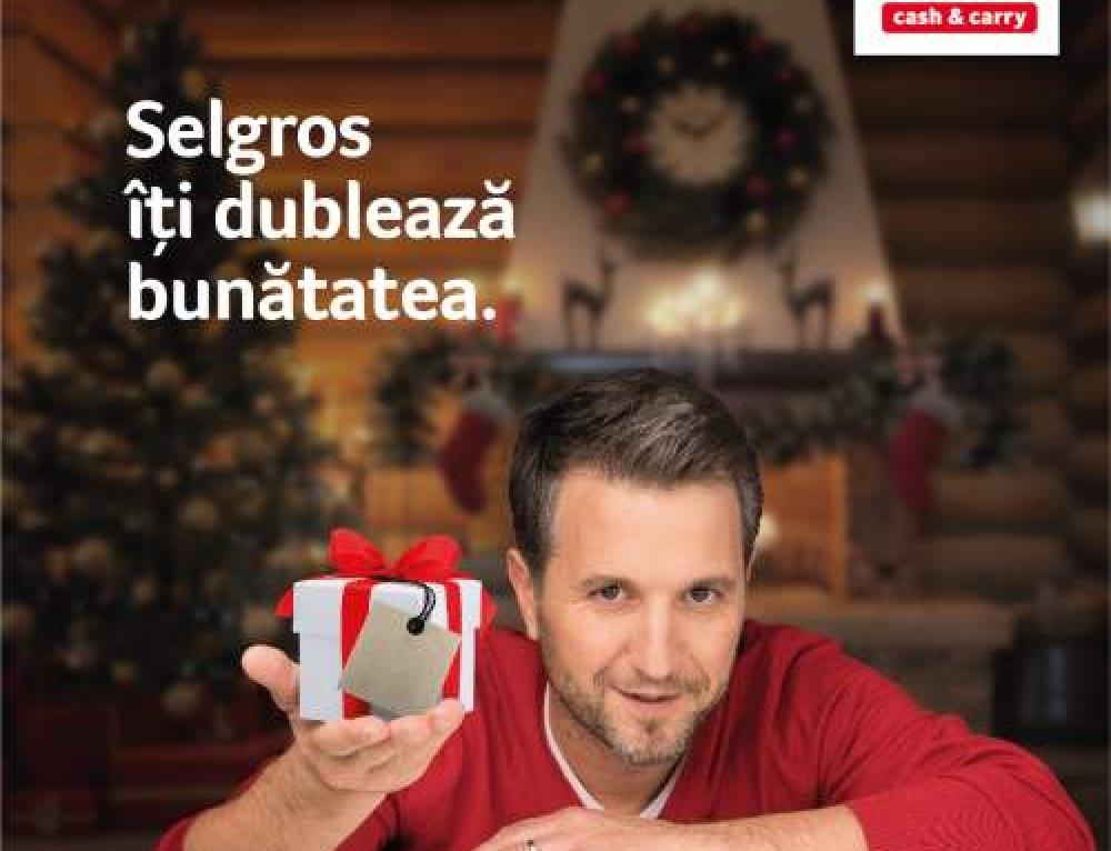 """Selgros și clienții săi donează cărți, jucării și resurse financiare prin campania """"Selgros îți dublează bunătatea"""""""