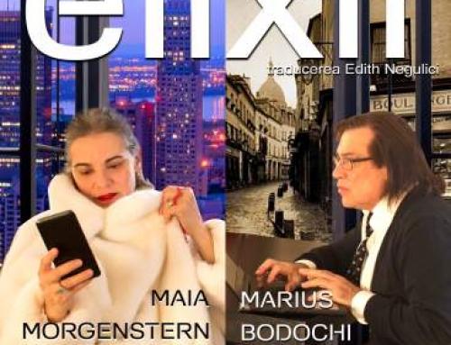 Maia Morgenstern si Marius Bodochi in spectacolul ELIXIR