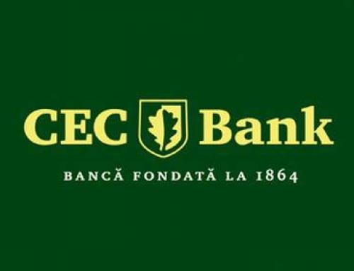 CEC Bank – Comunicat de Presa