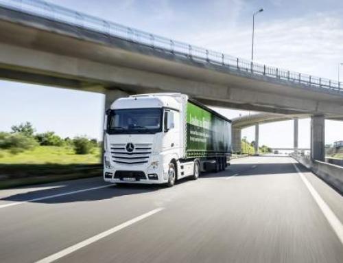 An 2017 de succes pentru Daimler Trucks