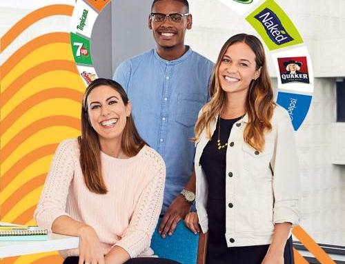 PepsiCo lucrează cu tinerii absolvenţi pentru a găsi următoarele tendinţe din industria alimentelor și băuturilor
