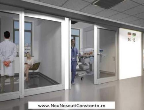 S-a încheiat prima etapă a renovării Secției de terapie intensivă nou-născuți Constanța proiectul sprijinit de Fundația Vodafone România