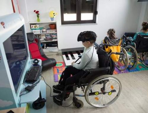 60 de copii din toată țara, cu boli incurabile sau care le limitează viața, au beneficiat de terapie care folosește realitatea virtuală