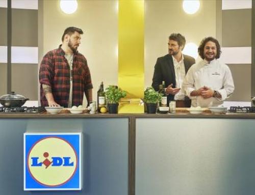 Bucatar dupa ureche – Primul show video marca Lidl Romania