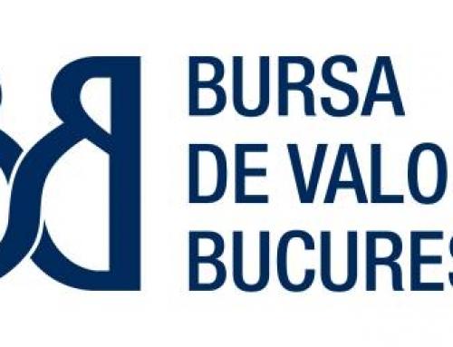Bursa de Valori Bucuresti (BVB) – Comunicat de Presa