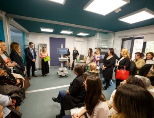 Clinica AS, primul centru de well-being medical din capitală a fost inaugurat alături de vedete, jurnaliști și bloggeri