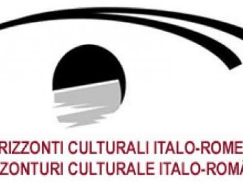 "A aparut ""Orizonturi culturale italo-române"" nr. 7-8/ iulie-august 2018"