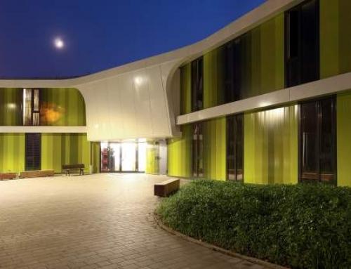Arhitectura Häfele prezentă în Youth Hostel Bayreuth,  proiectul pilot al unei generații noi de hosteluri