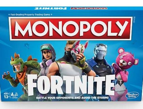 Hasbro și Epic Games lansează Monopoly Fortnite în România