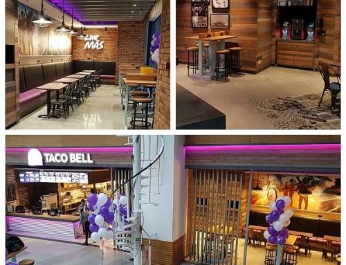 Taco Bell inaugurează al patrulea restaurant din București în AFI Cotroceni, cu o investiție de 450.000 euro
