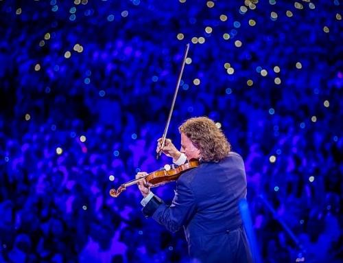 "André Rieu prezintă concertul ""Magical Maastricht"""