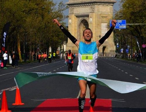 Nicolae Soare, noul campion național la 10 km și câștigătorul Bucharest International 10k
