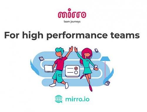 Zitec lansează Mirro, o aplicație care ajută companiile să crească performanța echipelor.