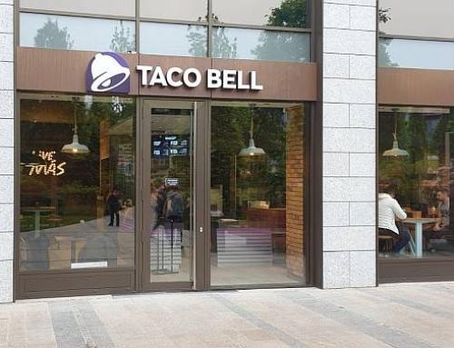 Taco Bell deschide primul restaurant din vestul țării, în ansamblul mixt Openville, din Timișoara
