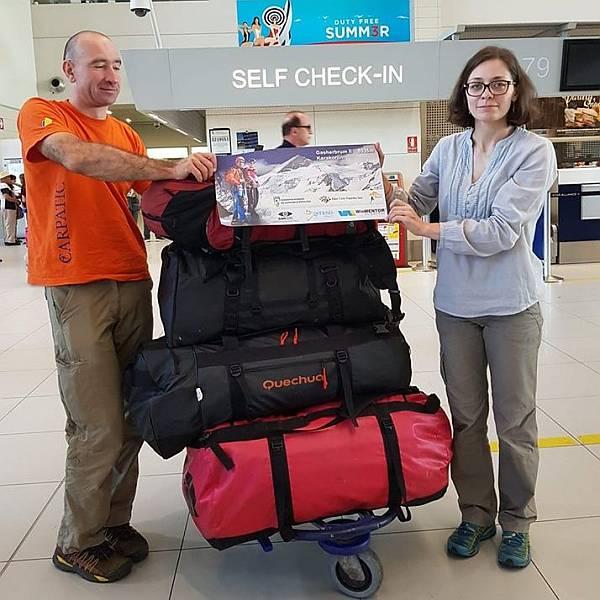 2 români în Pakistan - O nouă expediție românească la peste 8.000 de metri.