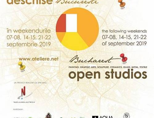 """Weekendul al doilea """"Ateliere de Artă Deschise în București – Ediția Enescu"""""""