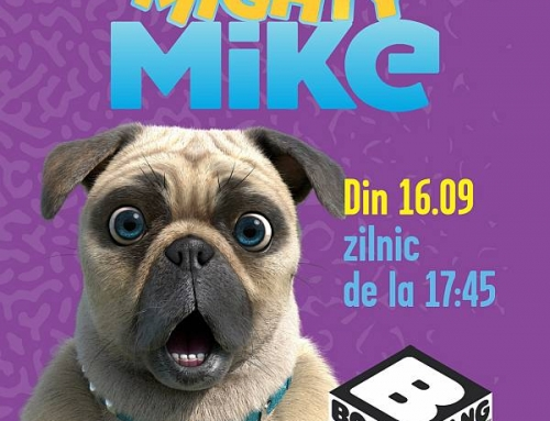 """Formidabilul Mike și simpaticii săi """"prieteni"""" provoacă hohote de râs la Boomerang"""