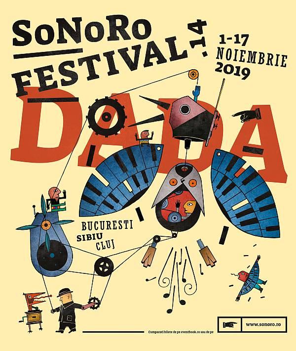 Festivalul SoNoRo 2019 – Un manifest dadaist