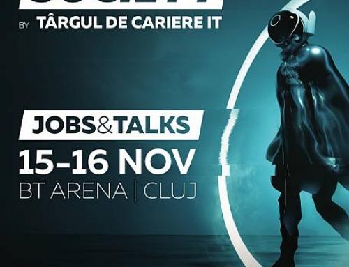 Cluj Tech Society, cel mai mare eveniment de recrutare și employer branding în IT din România, are loc la Cluj