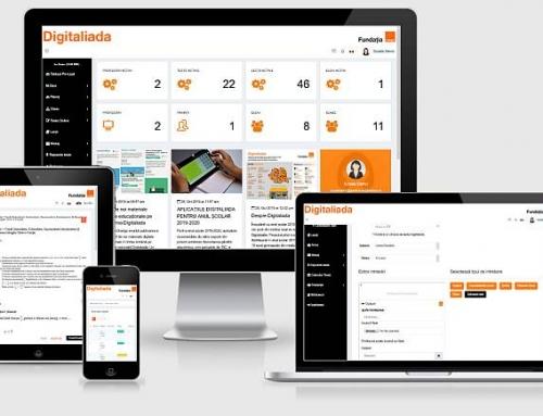 Învățare și testare online pe platforma Digitaliada