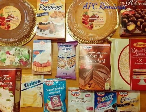 Asociația Pro Consumatori (APC): 9 din 10 cofetării vând prăjituri cu chimicale!