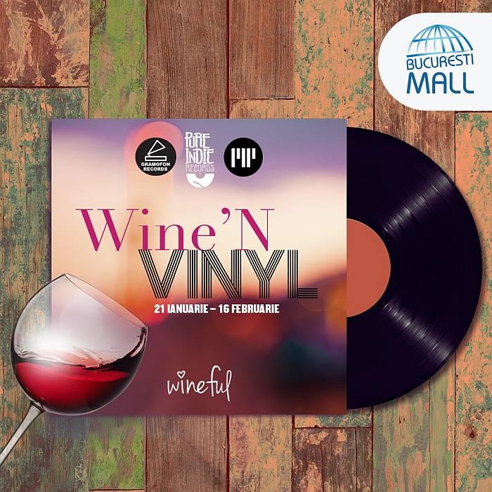 Bucuresti Mall-Vitan lanseaza Wine'N'Vinyl, un concept dedicat iubitorilor de vin si muzica buna