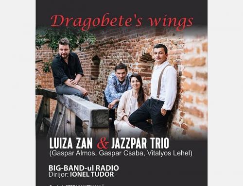 """Dragobete's Wings"": Luiza Zan canta Jazz la Sala Radio!"