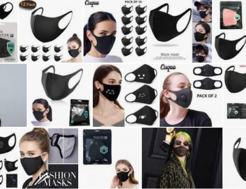 Asociația Pro Consumatori (APC):  Măștile fashion nu ne protejează împotriva SARS-CoV-2!